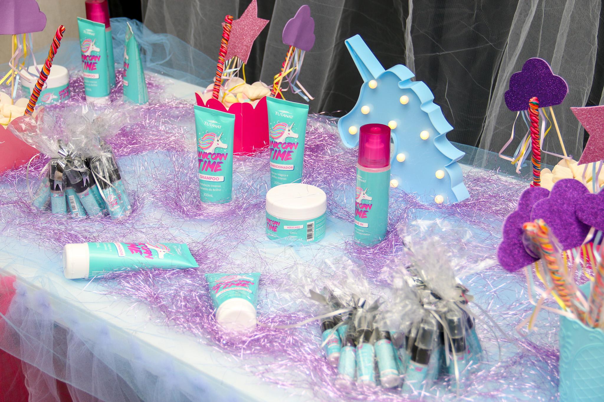 Lançamento Unicorn Time & Colors Tutanat