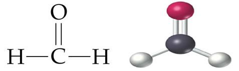 formula do formol.