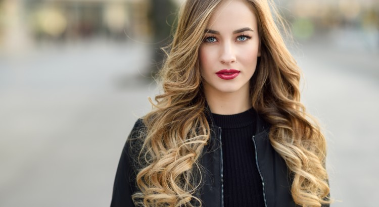 três formas de modelas seus cabelos
