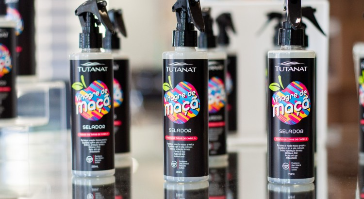 Os benefícios do Vinagre de Maçã Tutanat para o cabelo