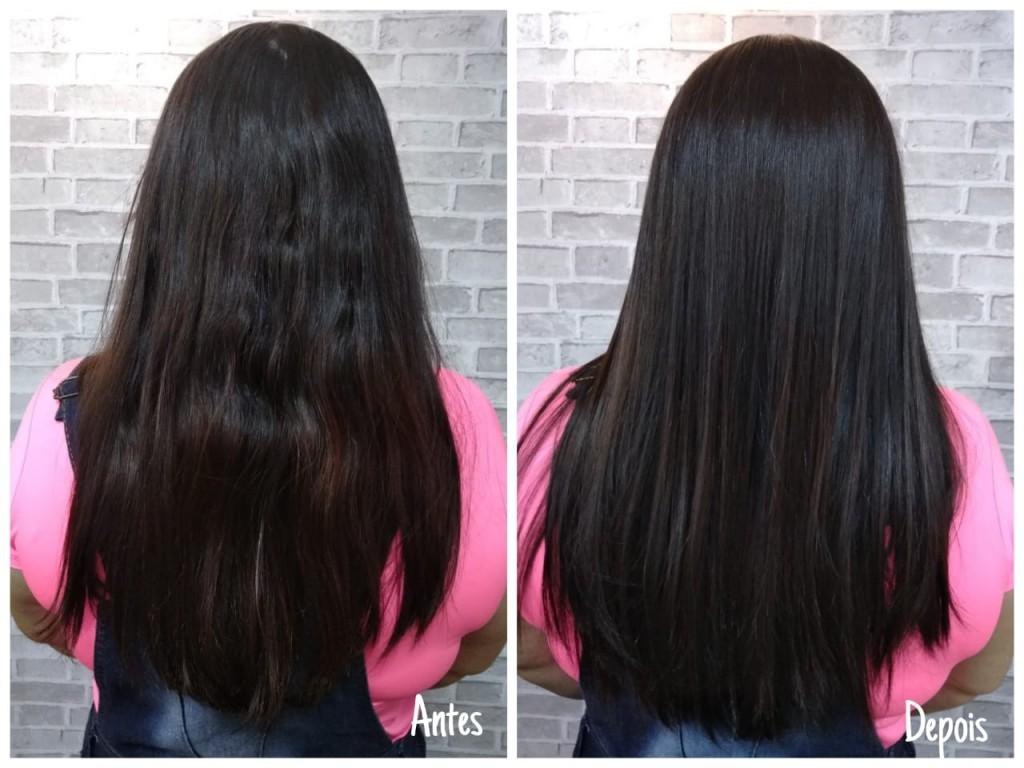 antes e depois colors