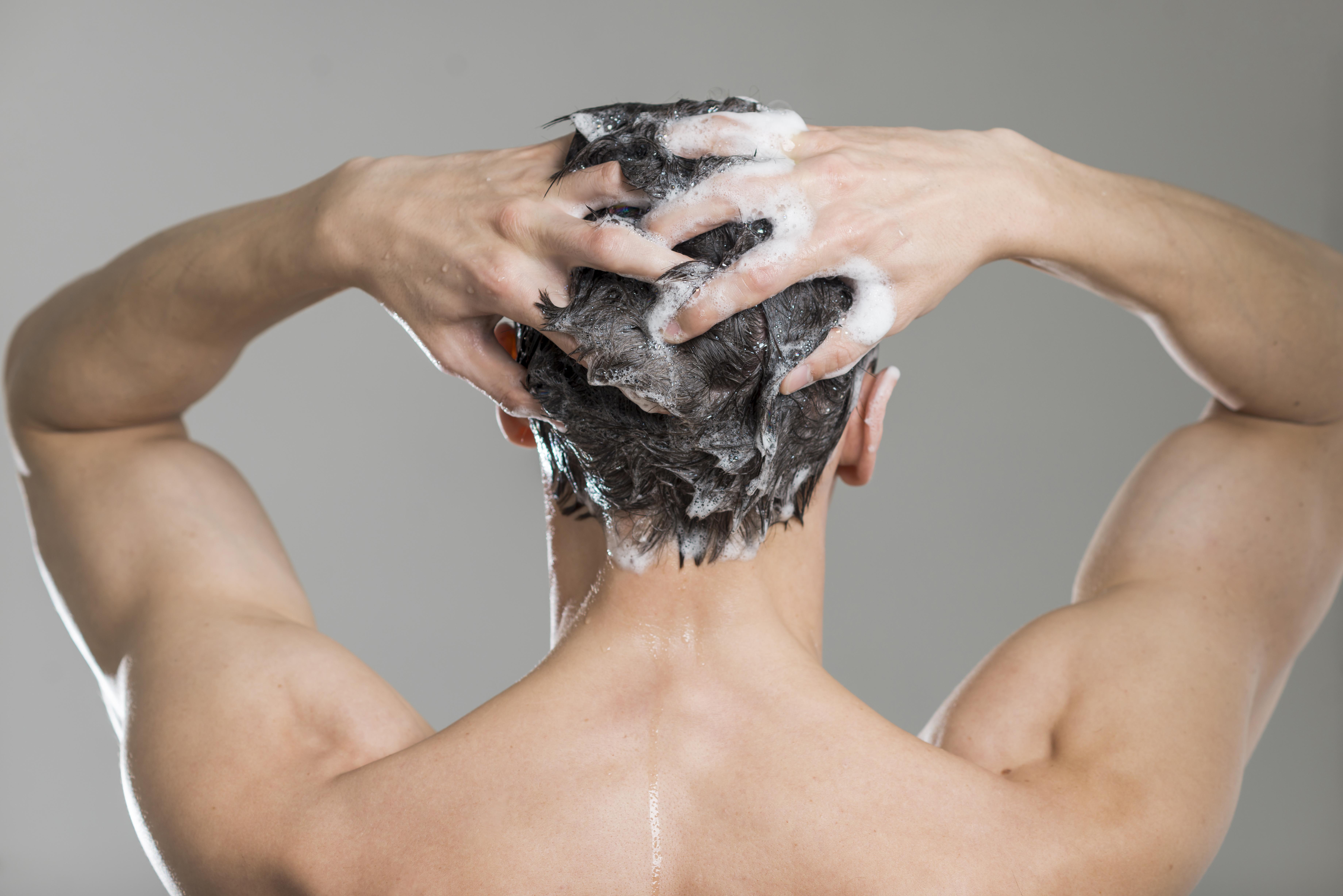Shampoo antirresíduos retira a química?